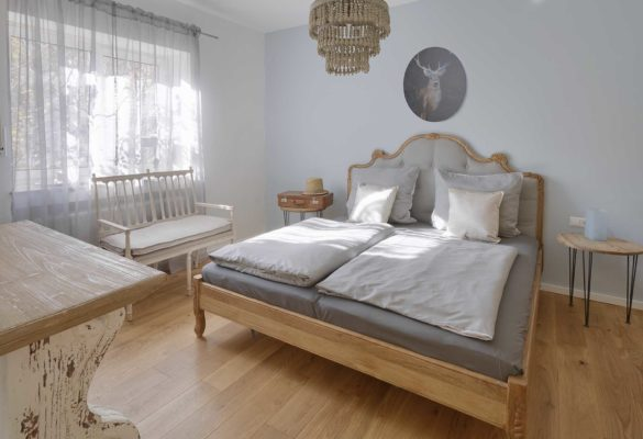Traumpaar-Zimmer im Gästehaus Osing
