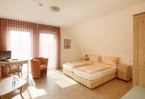 Landliebe-Zimmer im Gästehaus Osing