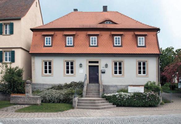 Osingmuseum inmitten von Herbolzheim